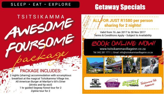 Getaway Specials